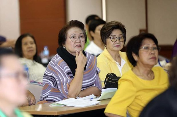 Thailand, Japan ink elders care development study deal hinh anh 1