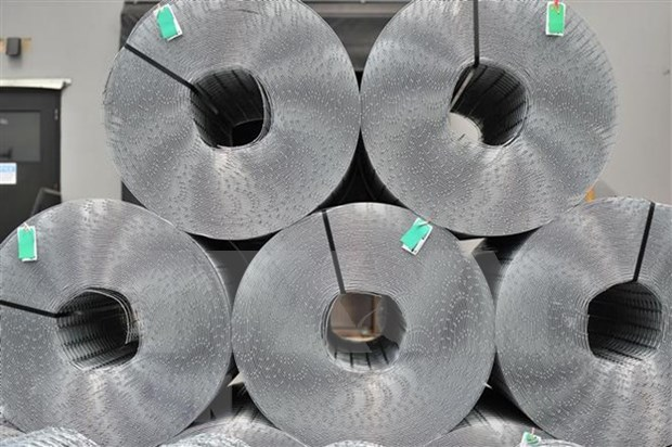 Canada makes final say on anti-dumping probe into cold-rolled steel hinh anh 1