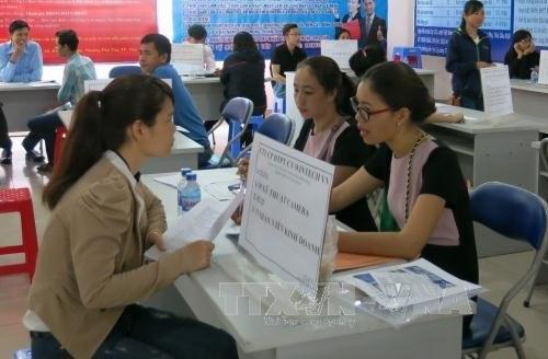Firms struggle to find senior Vietnamese executives hinh anh 1