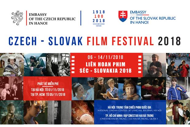 First Czech-Slovak film festival opens in Hanoi hinh anh 1
