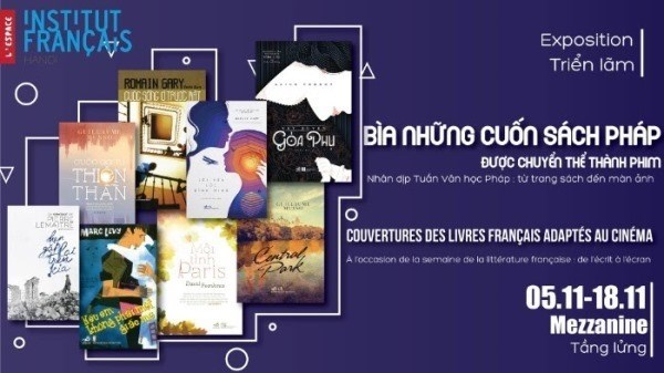 French literature week to kick off in Hanoi hinh anh 1