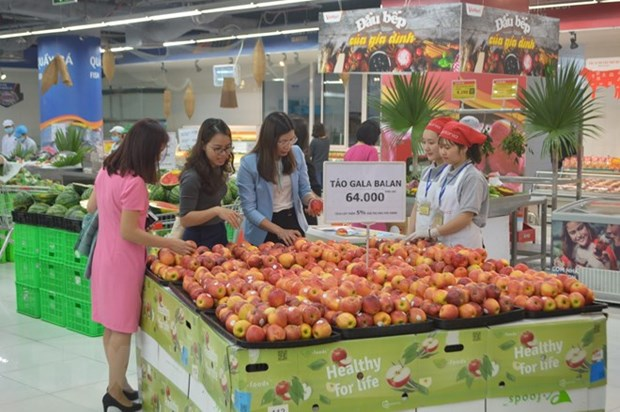 Vietnam among world's top five competitive retail markets hinh anh 1