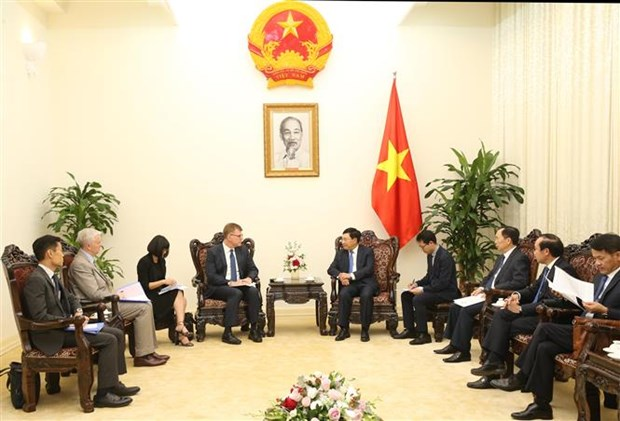 ADB urged to help Vietnam get access to preferential loans hinh anh 1