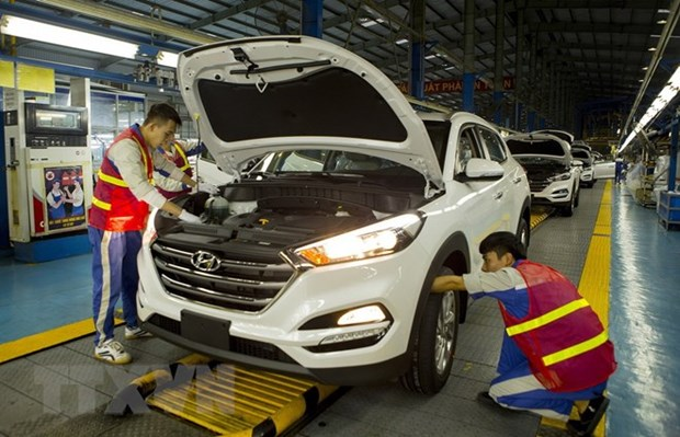 Domestic supply makes automobile industry more competitive hinh anh 1