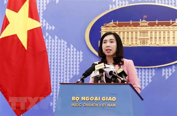 China's observatory operation in Truong Sa violates Vietnam's sovereignty hinh anh 1