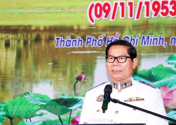 Cambodia's Independence Day observed in HCM City hinh anh 1