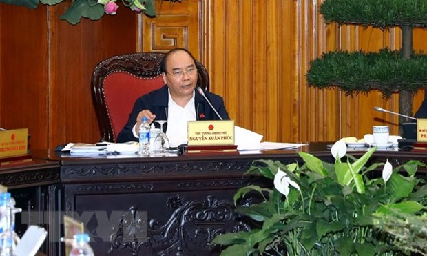 Permanent cabinet members review BOT projects hinh anh 1
