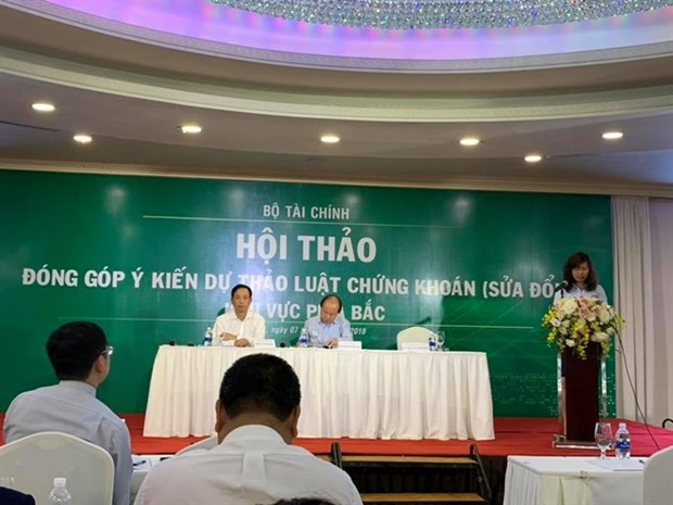 New securities law is a better fit for market hinh anh 1