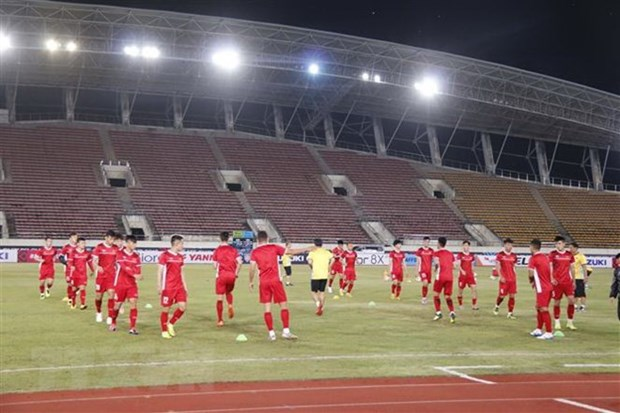 AFF Suzuki Cup: RoK TV channel to broadcast live Vietnam's matches hinh anh 1