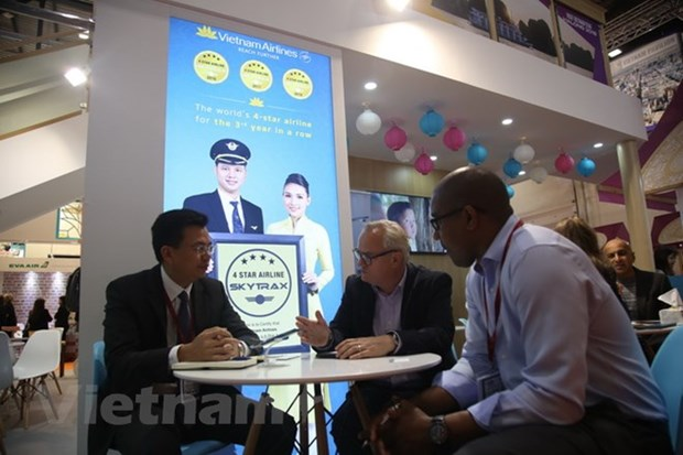 Vietnam tourism captures attention at World Travel Market 2018 hinh anh 1