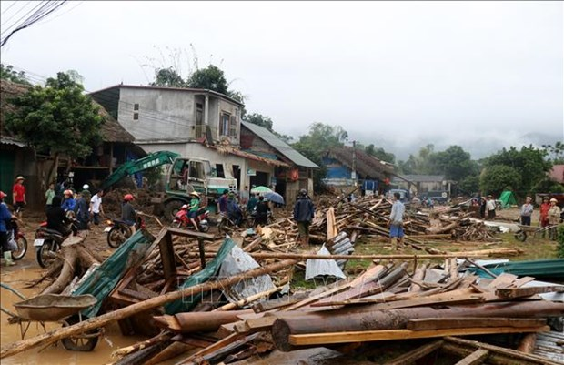 Japan shares experience in natural disaster mitigation hinh anh 1
