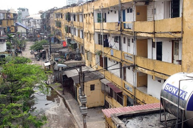Hanoi wants mechanisms for old building restoration hinh anh 1
