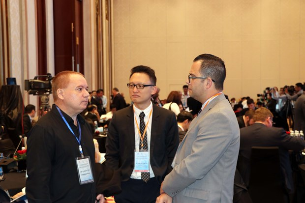 International conference on East Sea wraps up in Da Nang hinh anh 1