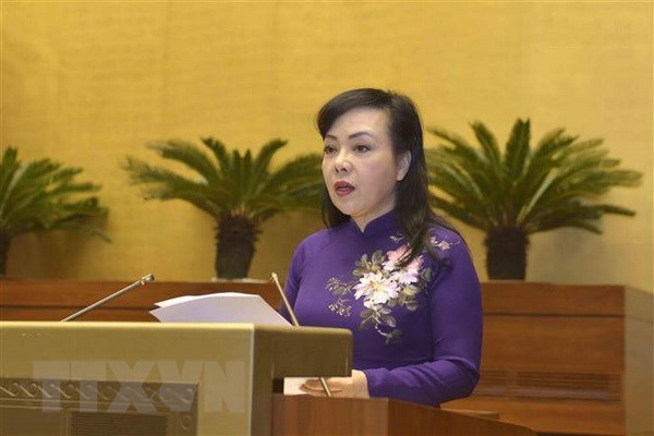 Alcohol harm prevention law- focus of NA's working session hinh anh 1