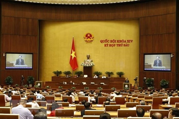 NA approves 2019 State budget projection hinh anh 1