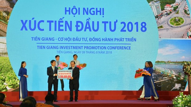 Tien Giang: Number of new enterprises surges hinh anh 1