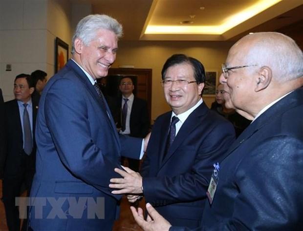 Vietnam, Cuba promote trade, investment ties hinh anh 1
