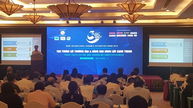 Vietnam faces challenges in promoting trade facilitation hinh anh 1