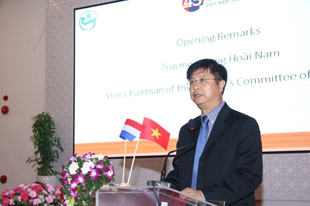 Netherlands, Can Tho work to develop sustainable agriculture hinh anh 1