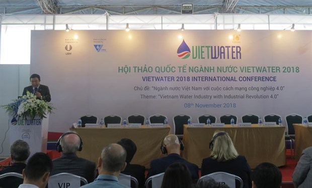 Water industry needs smart tech hinh anh 1