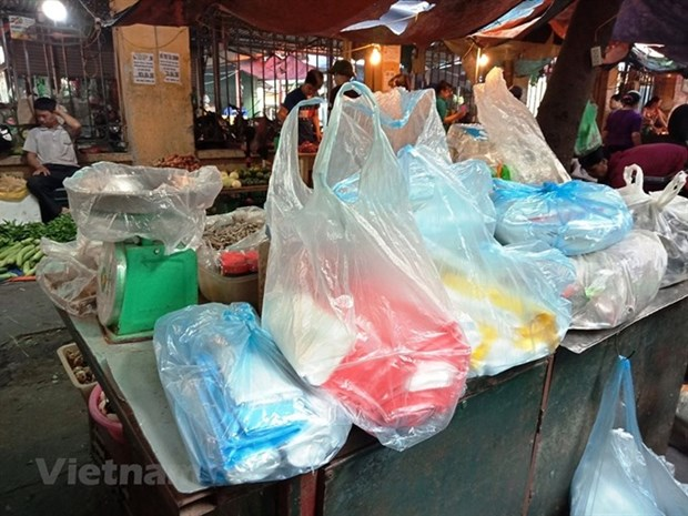 Hanoi strives to reduce plastic use hinh anh 1