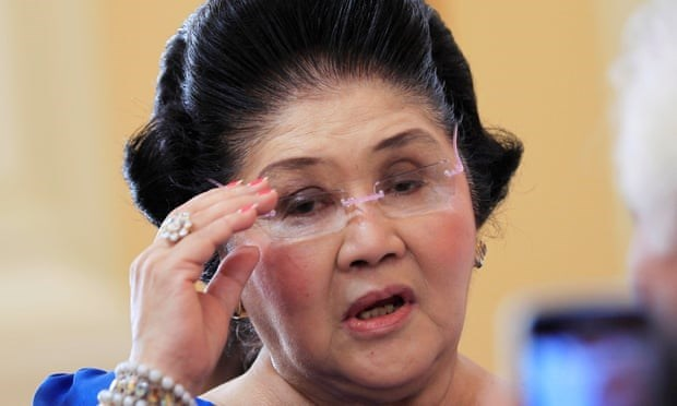Philippines' anti-graft court issues arrest order to ex-First Lady hinh anh 1