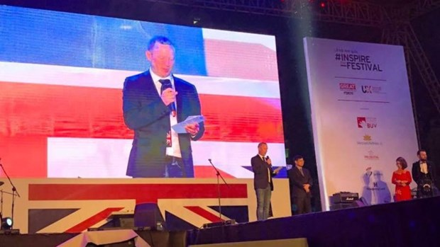 British festival opens in Hanoi hinh anh 1