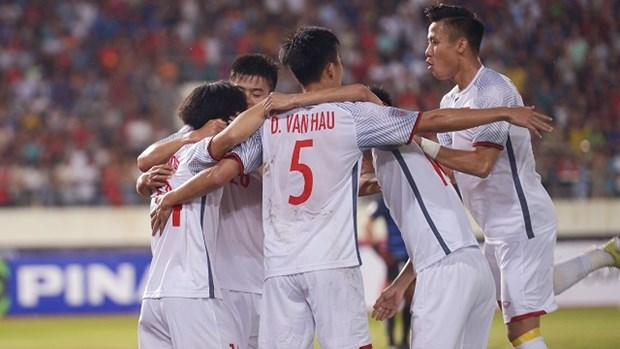 Vietnam is third youngest squad at AFF Suzuki Cup 2018 hinh anh 1