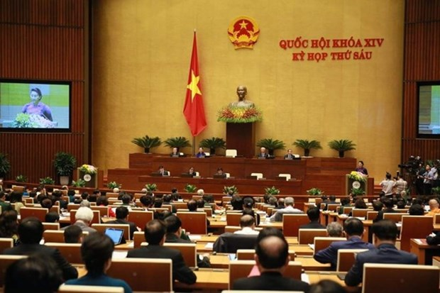 National Assembly passes resolution approving CPTPP, related documents hinh anh 1