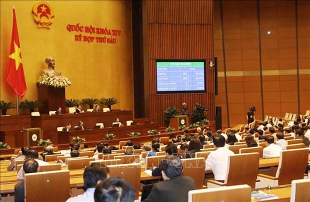 Vietnam's CPTPP ratification dominates international headlines hinh anh 1
