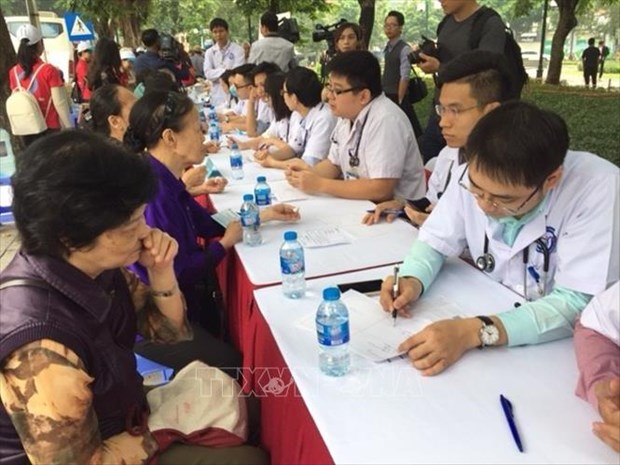 Festival raises public awareness of diabetes prevention hinh anh 1