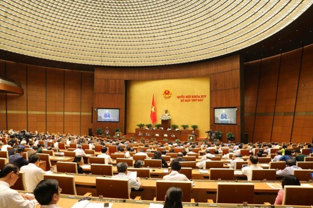 NA starts fourth week of sixth sitting, to ratify CPTPP hinh anh 1
