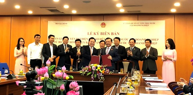 SCIC transferred to state capital management committee hinh anh 1