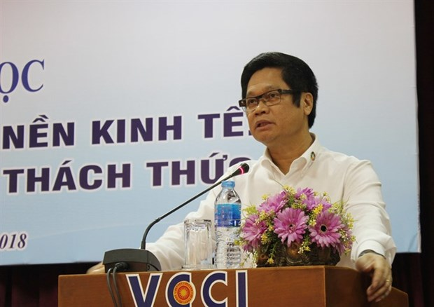 Seminar dissects Vietnam's competitiveness hinh anh 1