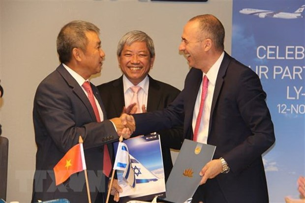 Vietnam Airlines, El Al Israel Airlines launch codeshare partnership hinh anh 1