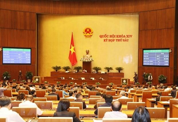 Legislators to discuss judicial issues on Nov. 13 hinh anh 1