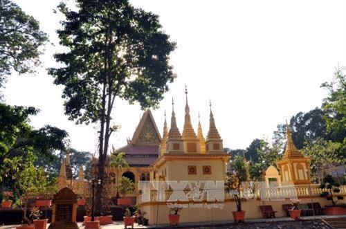 Tra Vinh builds Khmer cultural, tourism village hinh anh 1