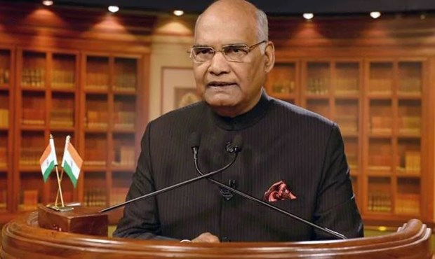 President of India to pay State visit to Vietnam hinh anh 1