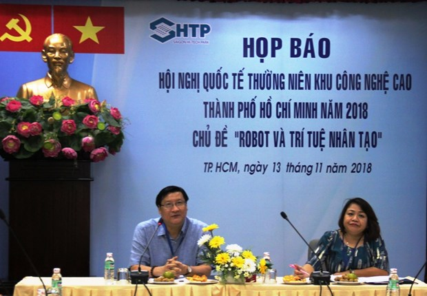 Saigon Hi-tech Park to hold annual international conference this November hinh anh 1