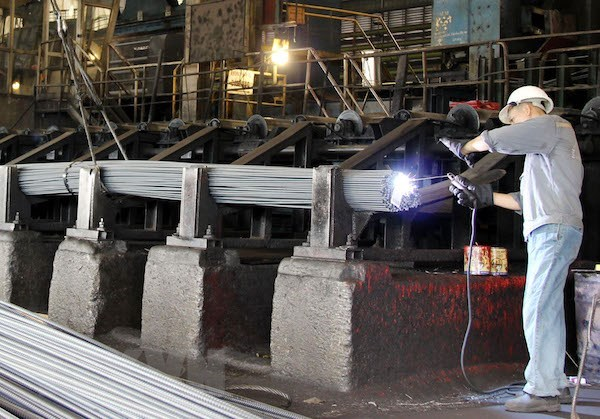 Stable growth predicted for steel consumption until year's end hinh anh 1