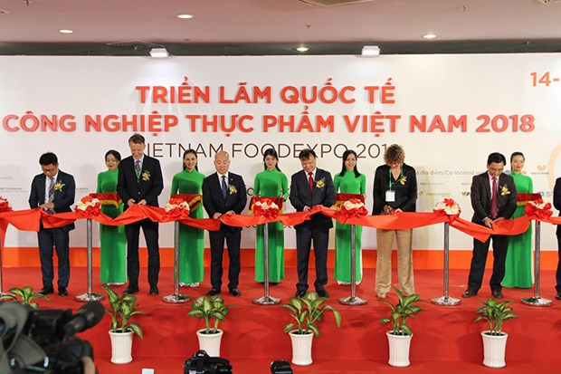 Vietnam Foodexpo 2018 opens in HCM City hinh anh 1