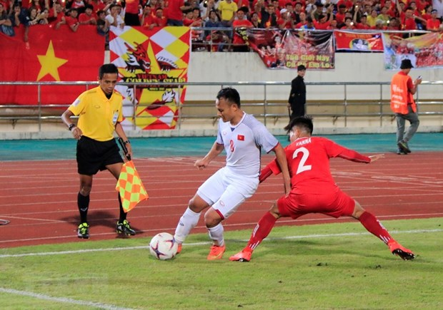 Malaysia presents challenge for Vietnam in AFF Cup hinh anh 1