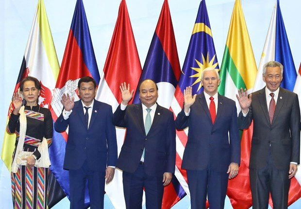 ASEAN values US's contributions to regional peace, cooperation hinh anh 1