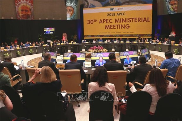 APEC adopts guidelines on infrastructure investment hinh anh 1