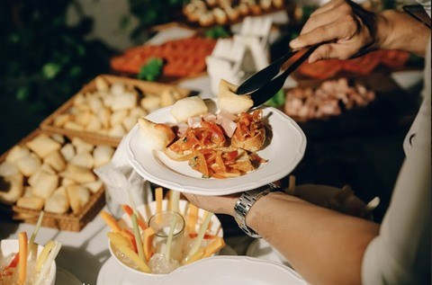 Italian cuisine week takes place in HCM City hinh anh 1