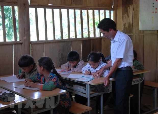 Better school facilities help students and teachers hinh anh 1