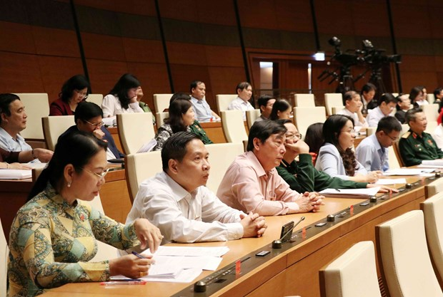 Parliament to vote on state secret protection law on Nov. 15 hinh anh 1