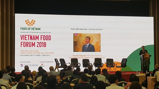 Technology key to agricultural production: forum hinh anh 1