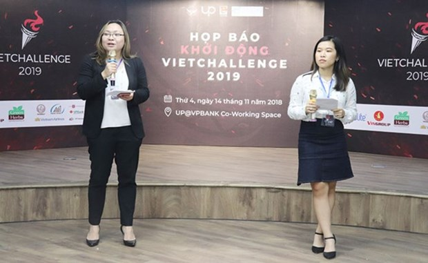 Global start-up contest for Vietnamese launched hinh anh 1