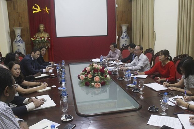 Vietnam Social Security calls for WB's help in fund investment hinh anh 1